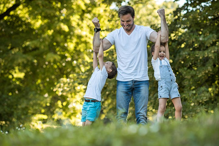 Want to be a great father! then apply for dad key behaviours workshop