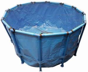 collapsable quarantine tank